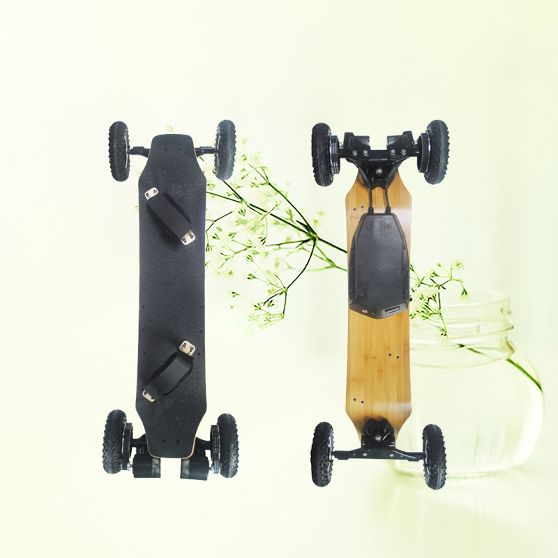 off-Road 4 Wheels Drifting Board 1650X2w Powered Electric Skateboard