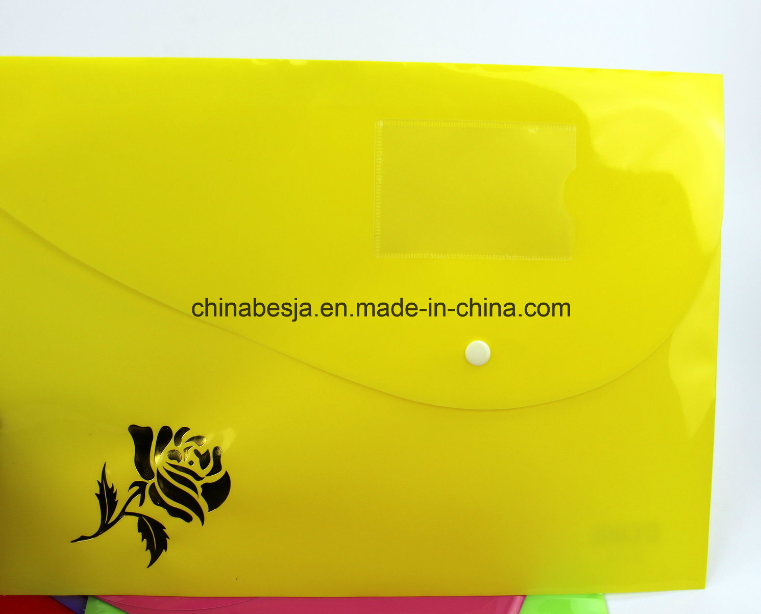 Chinese Manufacturer and Exporter of Poly File Bag, Poly Snap Envelopes, Document File. China Poly Envelopes