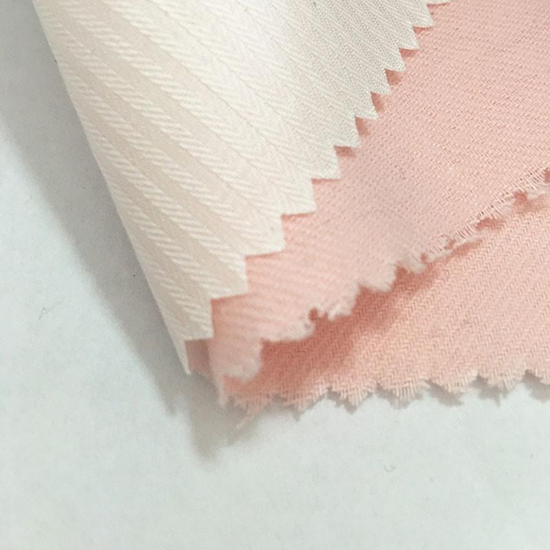 Unisex Twill Fire Retardant Anti-Static Terry Fabric for Workwear/Uniform/Down Jackets/Sofa