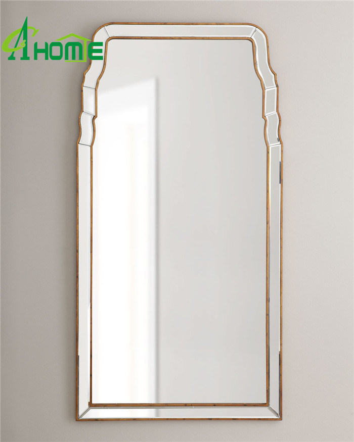 Rectangle Frame Wall Mirror for Home Decoration