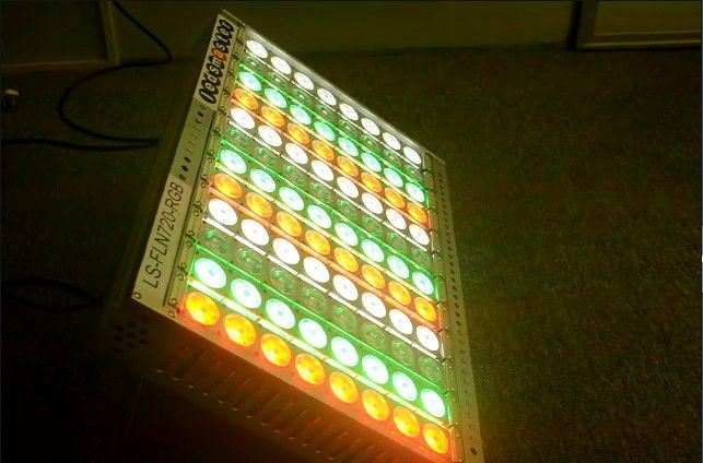 720W LED RGB Flood Light waterproof