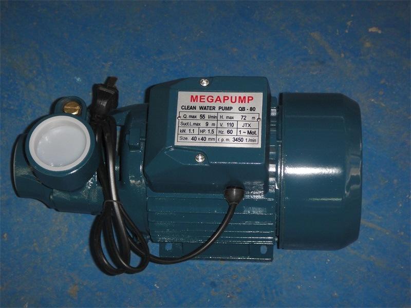 Qb Series 0.5HP Pedro Water Pump Booster Clean Water Pump