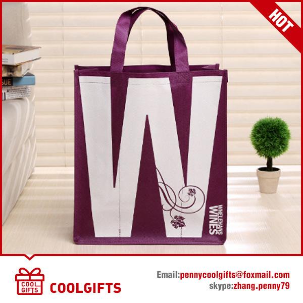 2016 New Non Woven Laminated PP Bag, Tote Shopping Bag