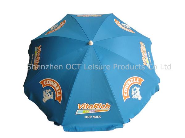 Advertising Beach Umbrella / Sun Umbrella (OCT-BUAD1)