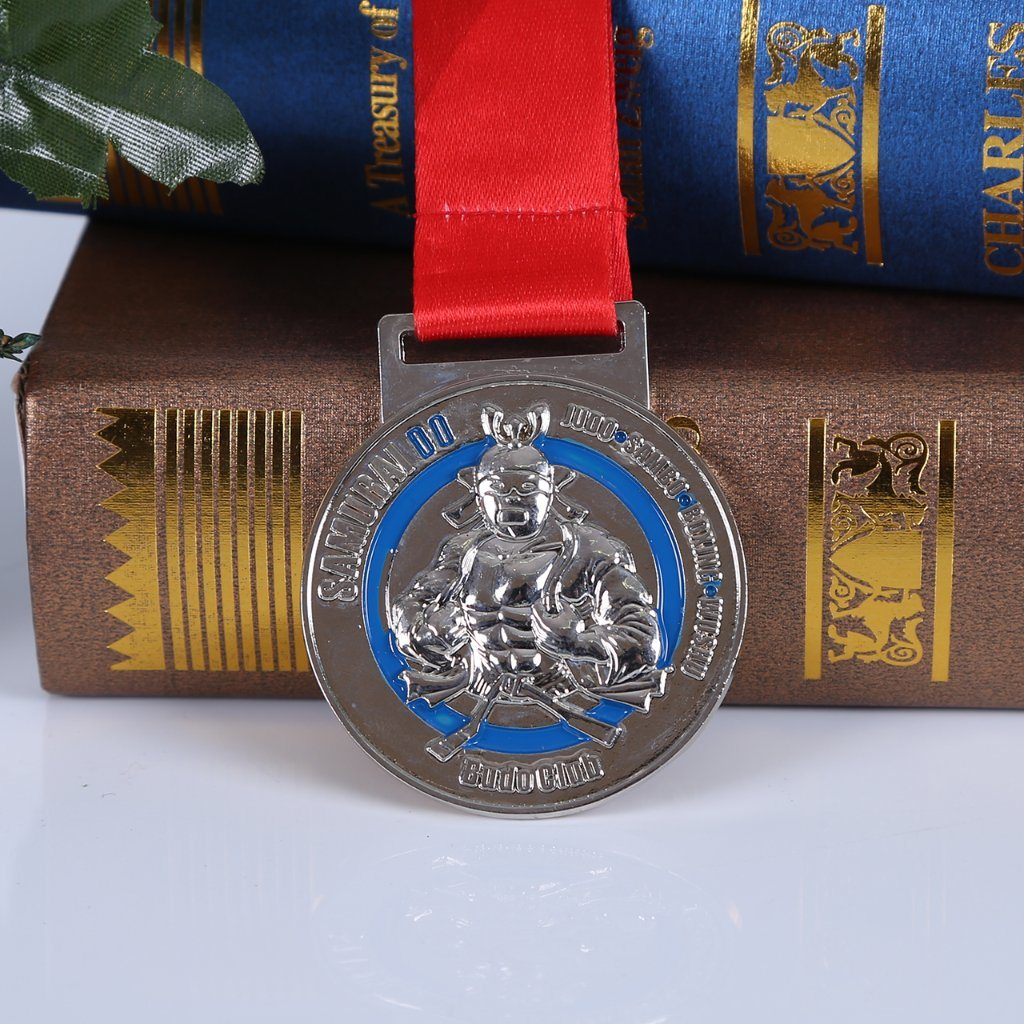Soft Enamel or Custom Prainted Competition Medallion
