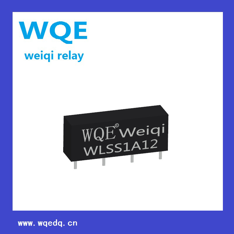 Miniature Communication Reed Relay (WLSS) for Automation Systems