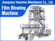 Three Layers Co-Extrusion Film Blown Machine