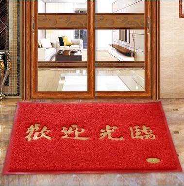 Wholesale PVC Vinyl Entrance Mat Door Mat Floor Mat
