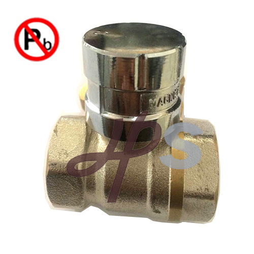 Meet NSF Material Requirement Lead Free Brass NPT Thread Ball Valve