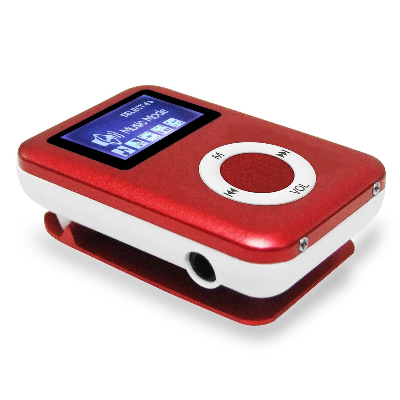 Clip Bluetooth MP3 Player