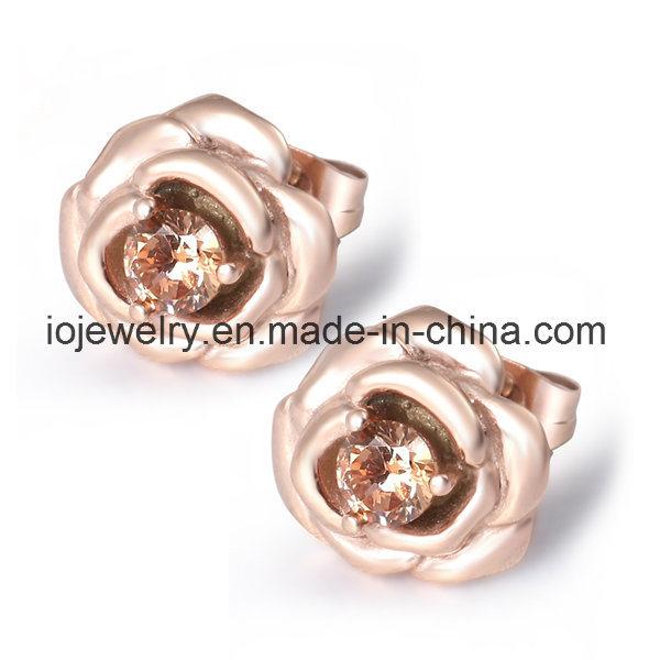 Fashion Body Jewelry 316L Steel Earrings