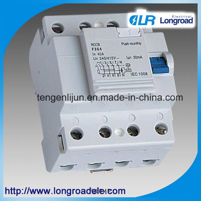 Model F360 Series RCD (Residual Current Device)