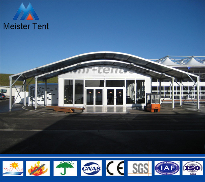 Huge Luxury Decoration Arcum Tent Event Tents