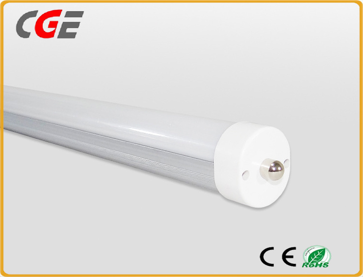 2017 Factory Hot Sale Glass 25W T8 LED Tube