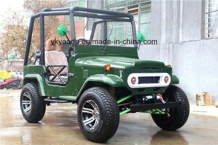 New Type EEC 200cc Quads ATV for Farm