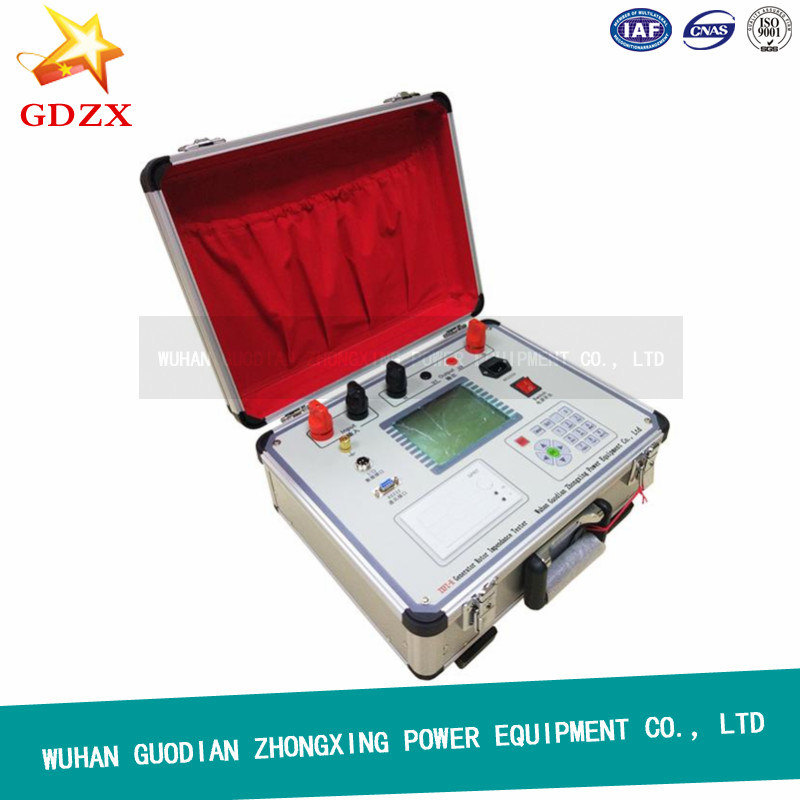 Generator Rotor Impedance Tester