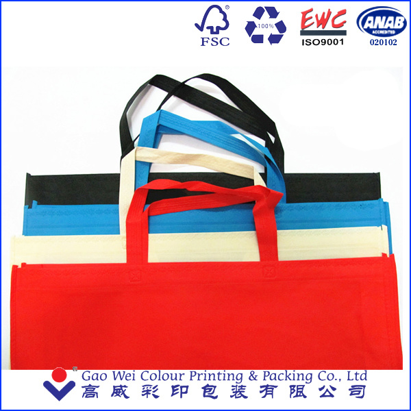High Quality New Recyclable Printed Tote Non-Woven Bag