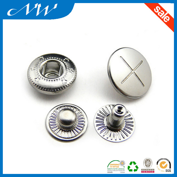 High Quality Customized Metal Snap Button