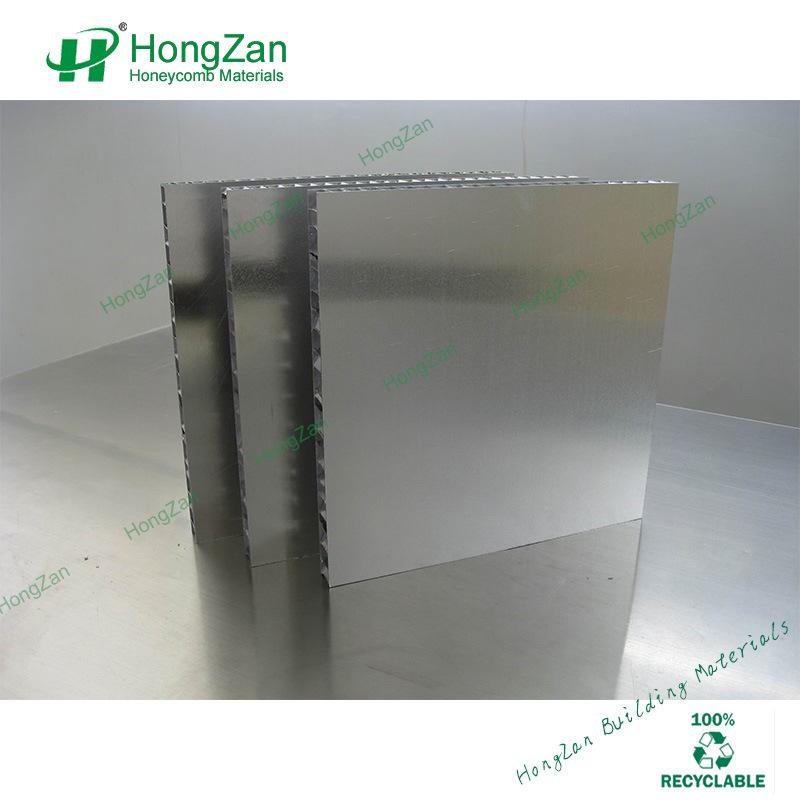 Aluminum Honeycomb Panels for Wall Cladding