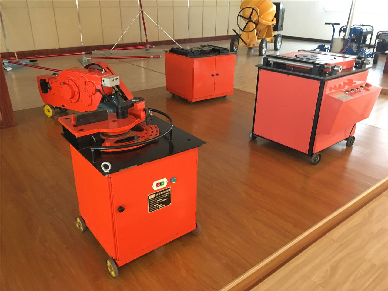Bar Shear Machine, Rebar Cutting Machine, Round Steel Bar Cutter