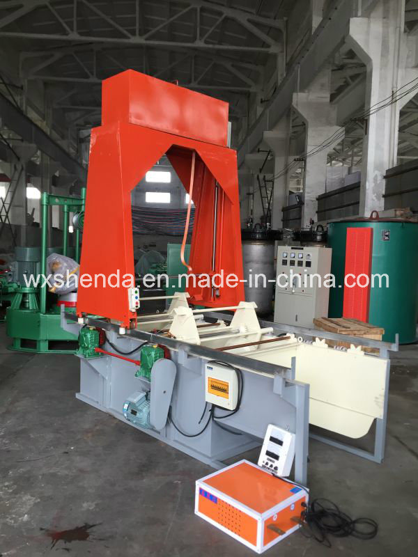 23years Factory Custom Made Roll Plating Machine