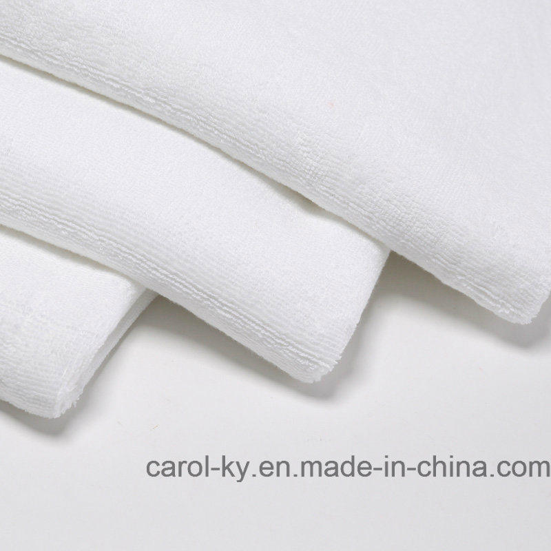 100% Cotton Plain Hotel Textile Hotel Bath Towel