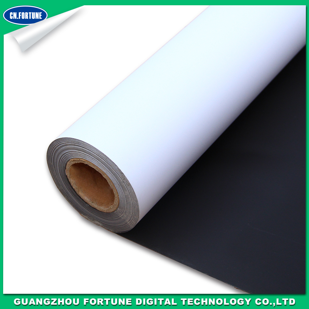 Eco Solvent Magnetic Inkjet PP Glossy Photo Paper for Digital Printing