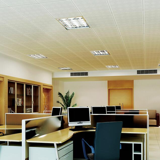 High Quality Metal Clip-in False Ceiling for Office Use