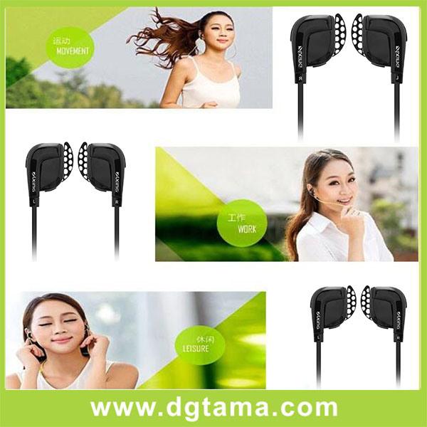 New Fashion Design Tbs05 Neckband V4.1 Wireless Bluetooth Headphone