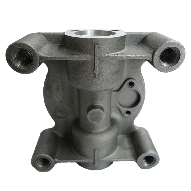 Aluminum Die Casting Electric Motor Housing