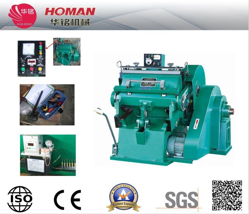 Ml750 Die Cutting Machine