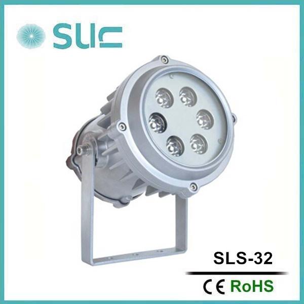High Powerful Outdoor Spot Light/LED Down Light /LED Garden Light /9W IP65 Aluminum LED Spotlight Bulb /Spot Bulb