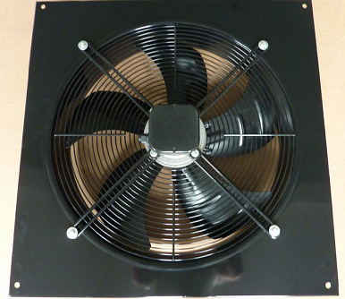 Exhaust Sickle Impeller Fan (450mm) External Rotor Motor CCC/Ce