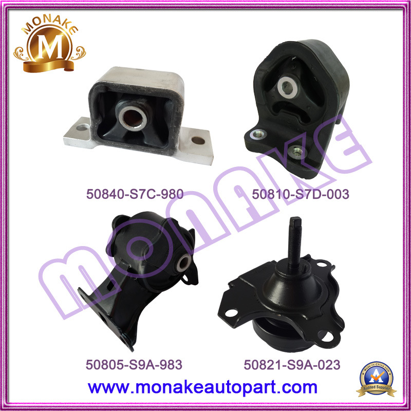 Auto Spare Part Engine Rubber Mounts for Honda CRV (50821-S9A-023/50840-S7C-980, 50805-S9A-983/50810-S7D-003)