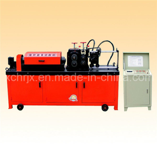 Hot Selling Automatic Steel Wire Straightening and Cutting Machine