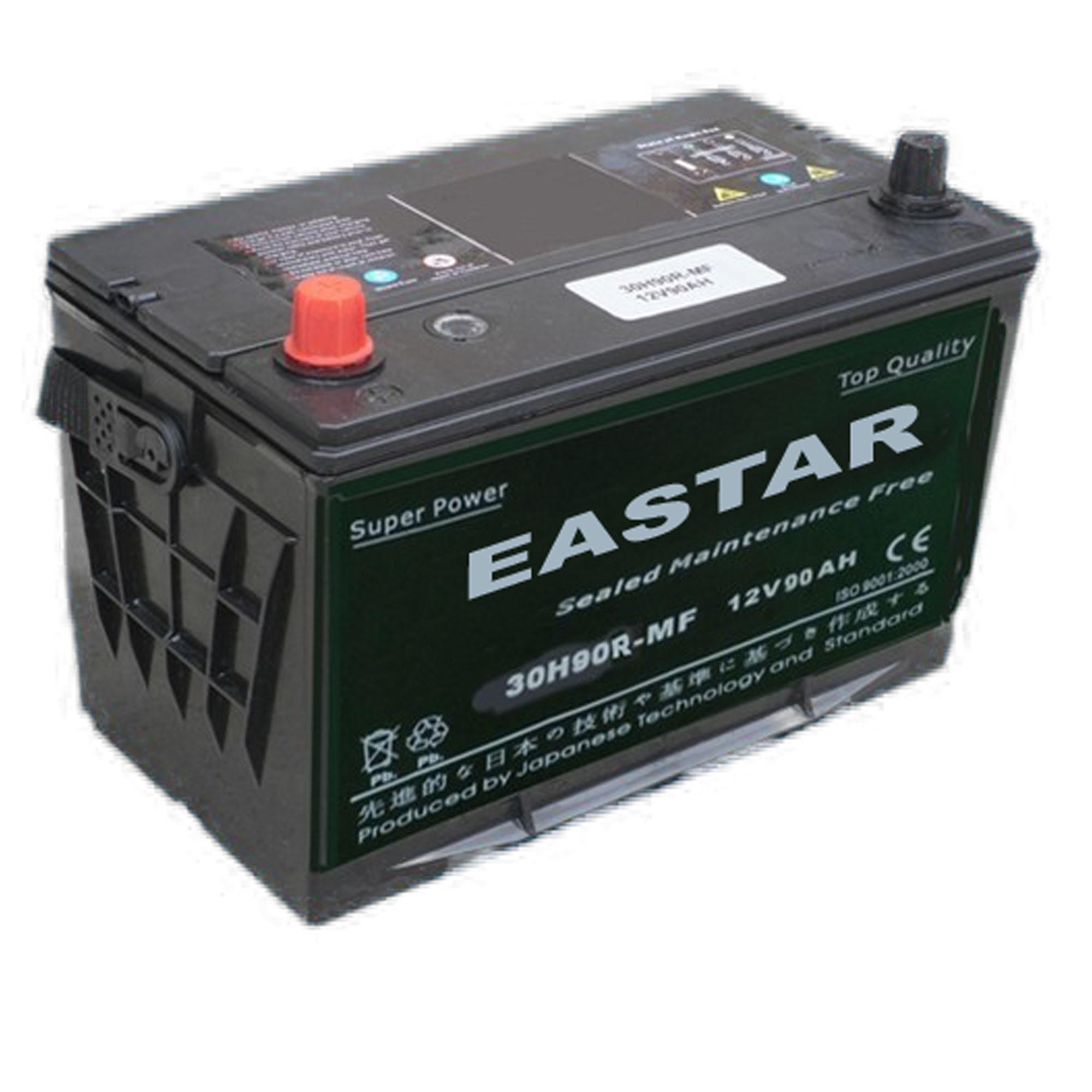 N200 12V 200ah Mf Auto Battery