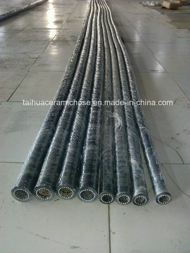 Alumina Ceramic Flexible Hose for Coal Mining