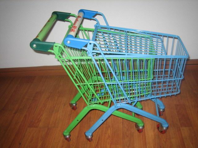 Hot Selling Standard Supermarket Shopping Trolley