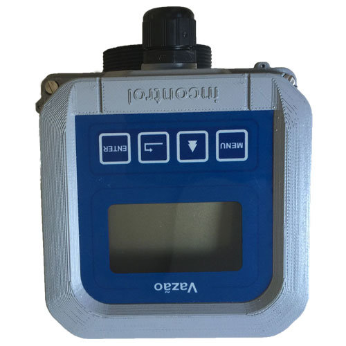 Cheap Magnetic PVDF Flow Meter for Chemicals