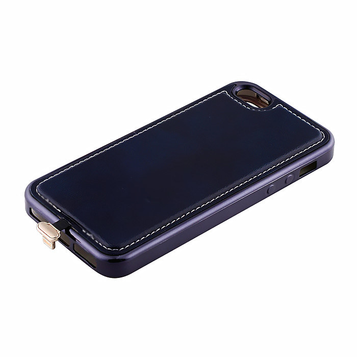Qi 2016 Ti Bq51020 Wireless Charger Receiver Case for iPhone 5/5s