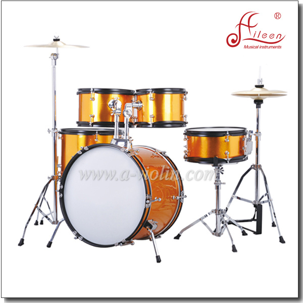 Quality 5 PC Junior Drum Set for Kids (DSET-1049A)