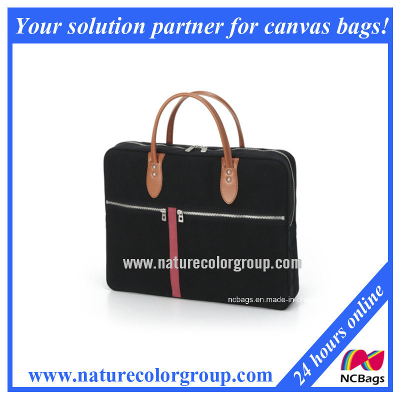 Durable Canvas Computer Bag Laptop Bag