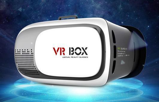 Newest Vr Box 3D Glasses, 0° - 600° Myopia People