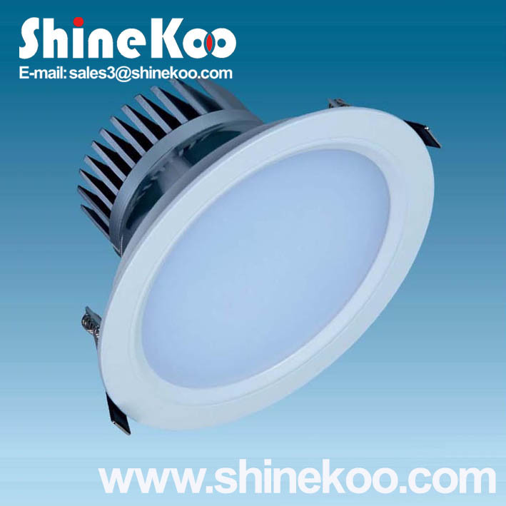 9W Aluminium SMD LED Down Lights (SUN11-9W)