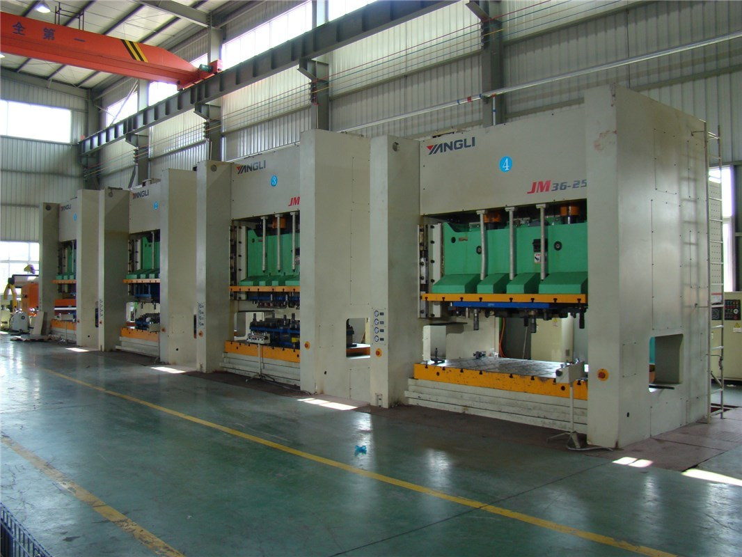 Cp2 Series Open Front Double Point Press Punch/Punching Machine