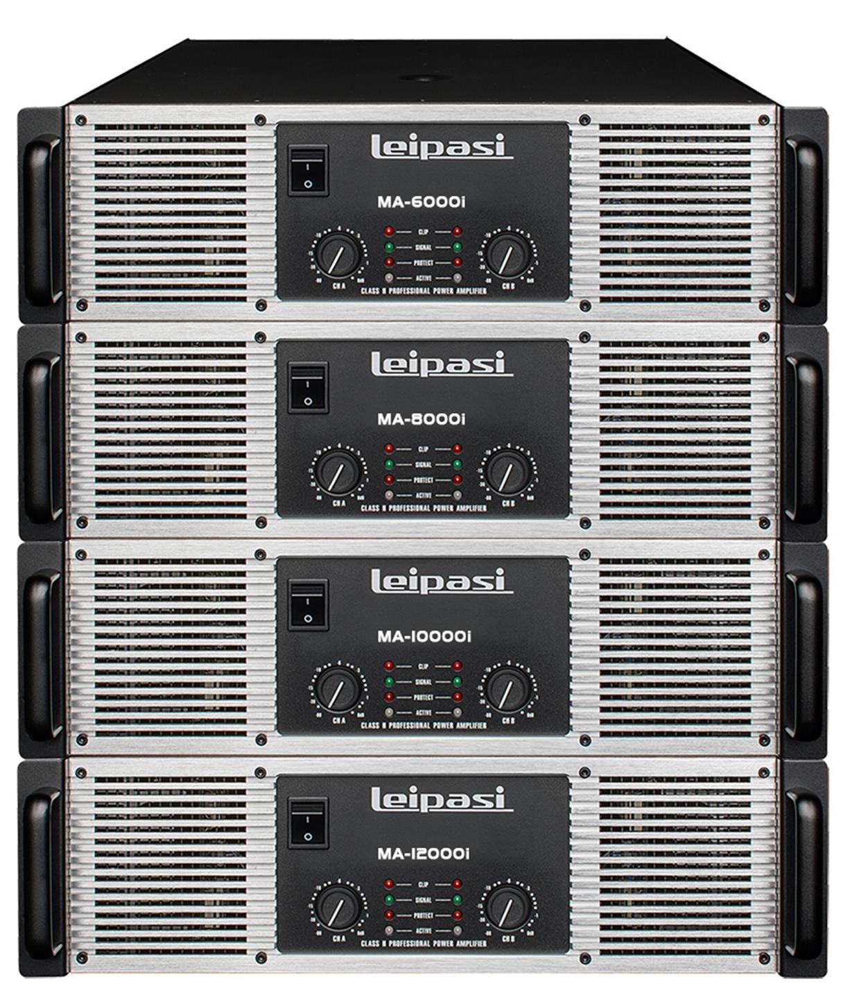 3u Ma Series Power Amplifier (MA1200I)