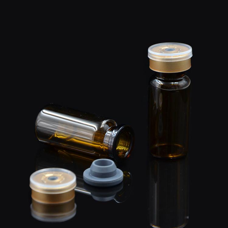 10mlbrown Vial Liquid Bottle for Cosmetic Packaging