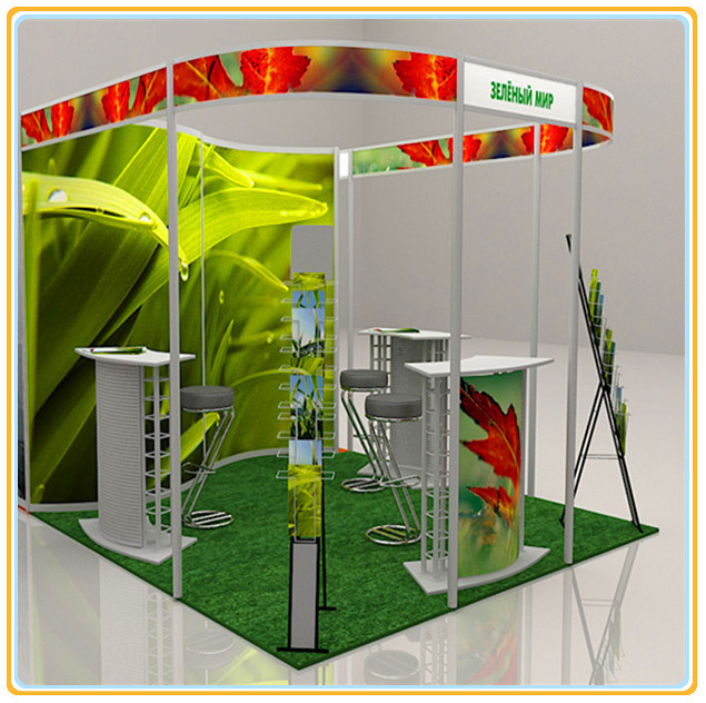 Exhibition Shell Scheme For Sale : China high quality aluminum exhibition shell scheme booth