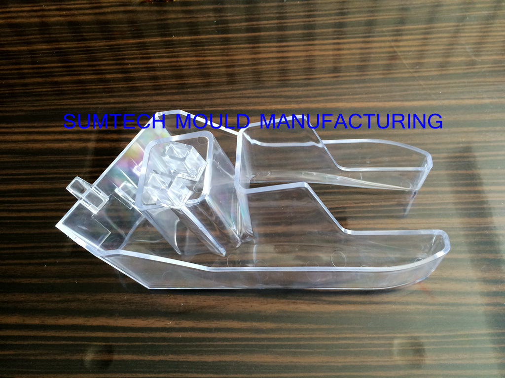 Hair Drier Hanger Plastic Injection Mould
