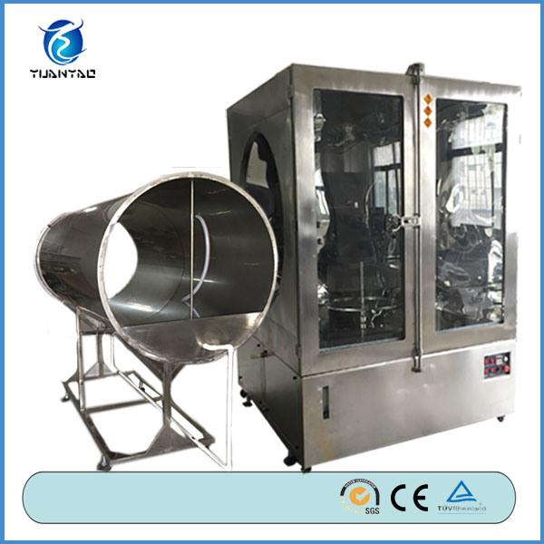 China Laboratory Equipment Manufacturer IEC60529 Rain Spray Test Chamber
